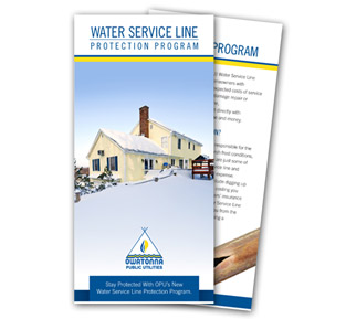 Water Service Line Protection Program
